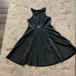 Torrid party dress size 10. Stretchy and shimmery